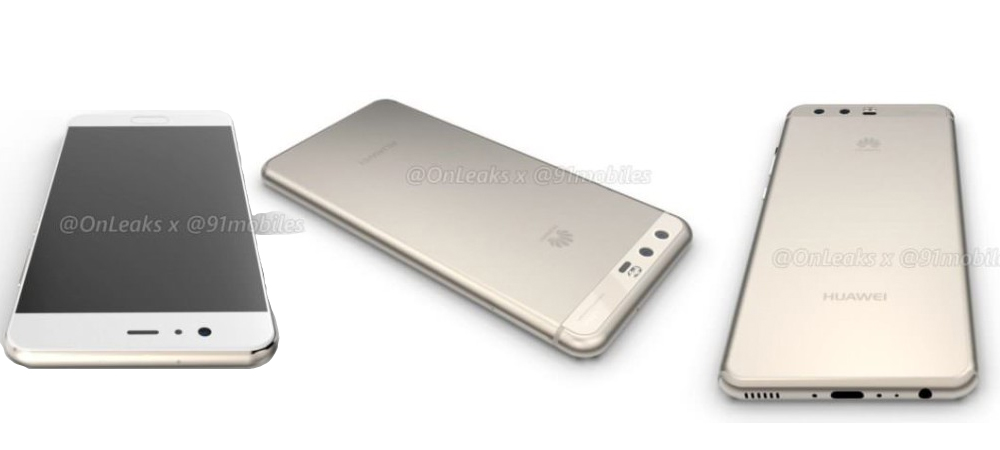 Huawei P10: renders, video, especificaciones y presentacion 1