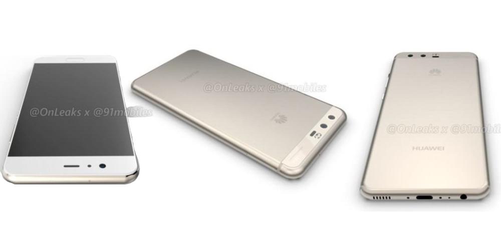 Huawei P10, Lite e Plus: especificacoes e data de lancamento 1