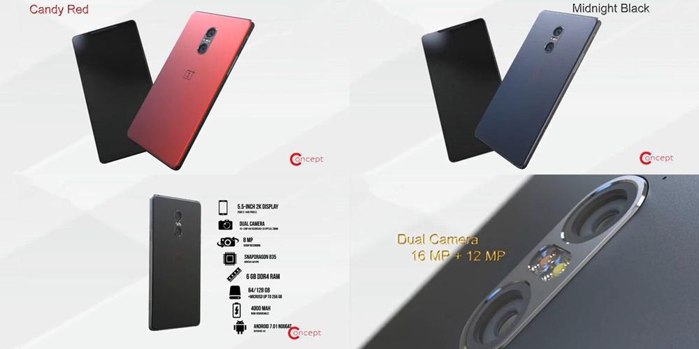 OnePlus 4, primeros rumores del smartphone chino 1