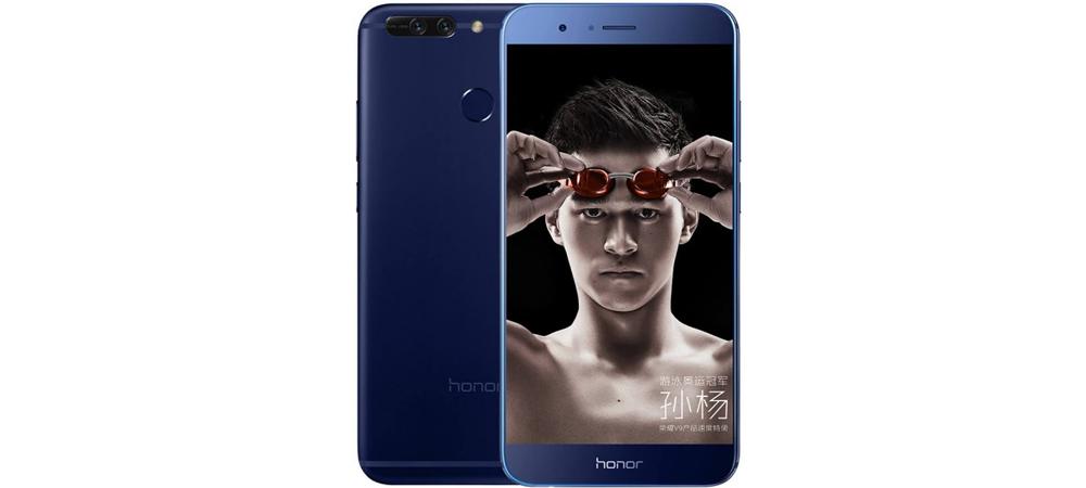 Honor V9, smartphone de 6GB de RAM con Android Nougat 1