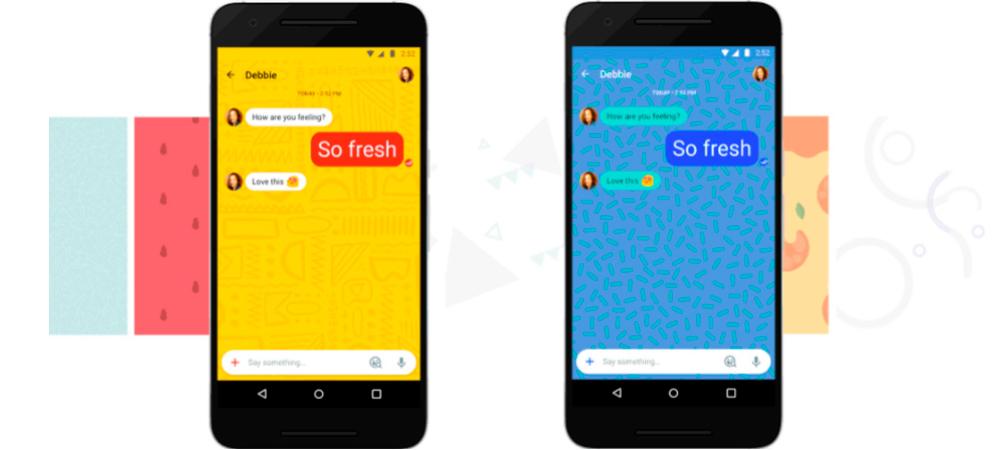 Google Messenger se convierte en Mensajes de Android 1
