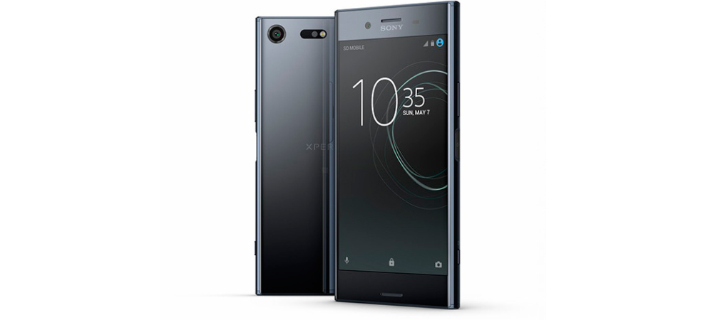 Sony Xperia XZ Premium: technical specifications 1
