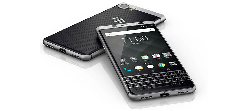 MWC 2017: BlackBerry KEYone, smartphone Android com teclado físico 2