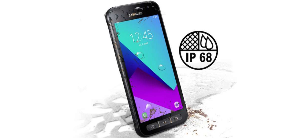 Samsung Galaxy XCover 4, indestructible Android smartphone 1