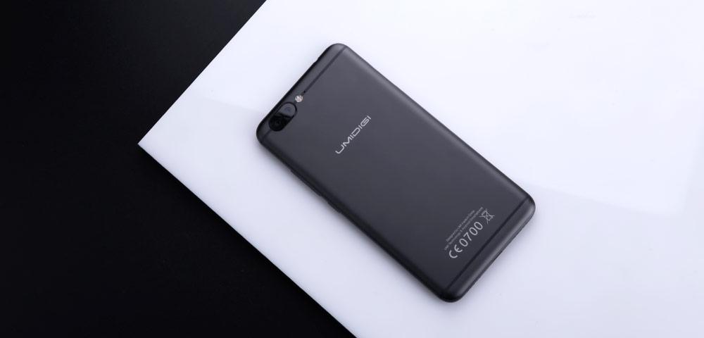UMIDIGI Z Pro, smartphone Android con Live Photo estilo iPhone