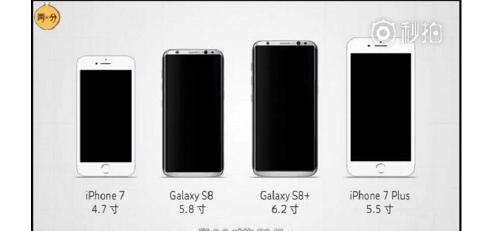 Galaxy S8 and S8 Plus compared to other high-end smartphones 2