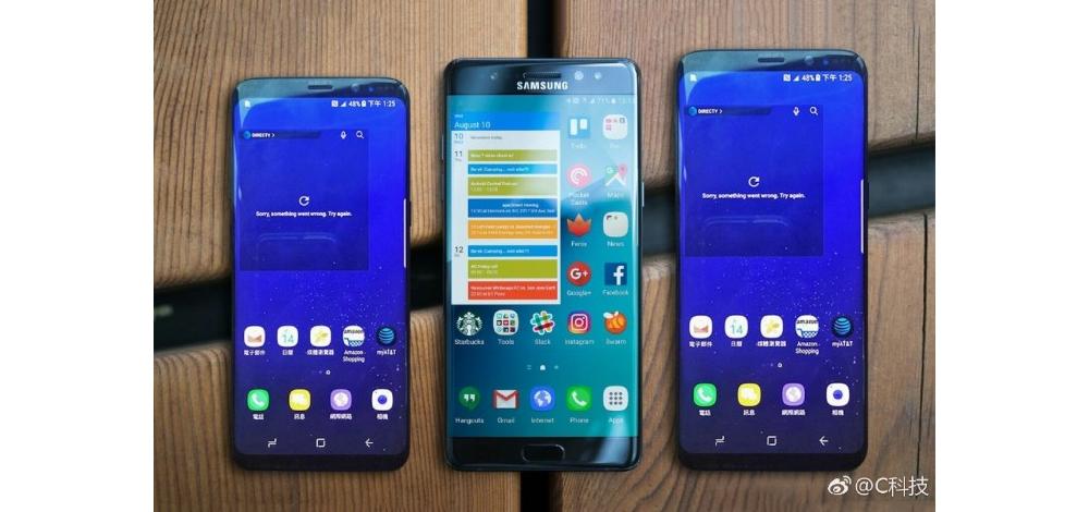 Galaxy S8 e S8 Plus vs outros smartphones tope da gama 3