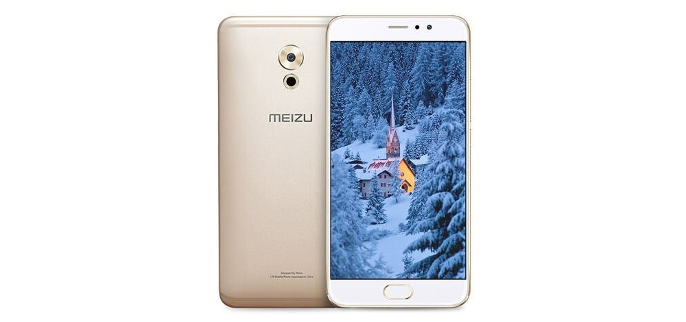 Meizu Pro 6 Plus, Android smartphone similar to Galaxy S7 2