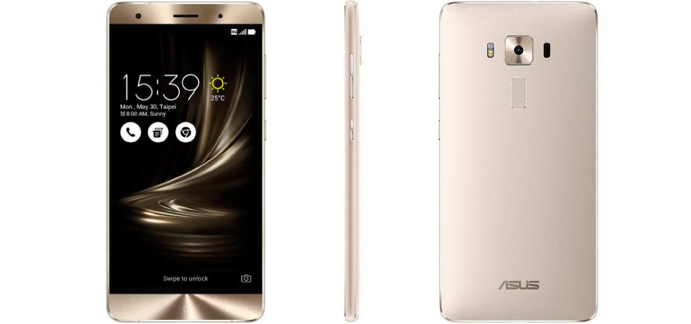 ASUS ZenFone 3 Deluxe empieza a recibir Android Nougat en Europa 1