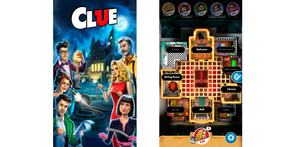 Clue is back on Android smartphones and iOS 1