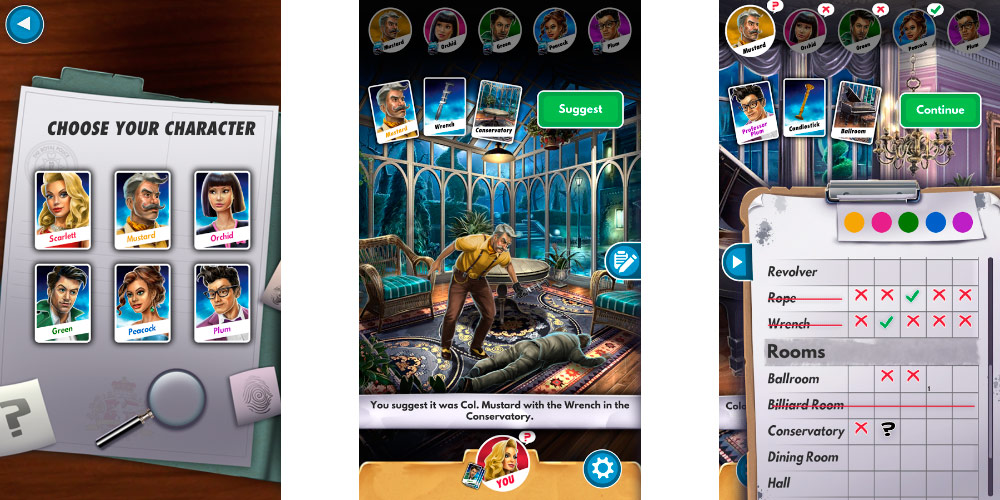 Clue is back on Android smartphones and iOS 2