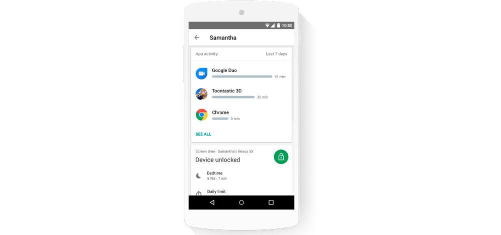 Google Family Link: control parental para Android en una sola app 2