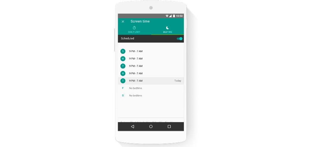 Google Family Link: control parental para Android en una sola app 3