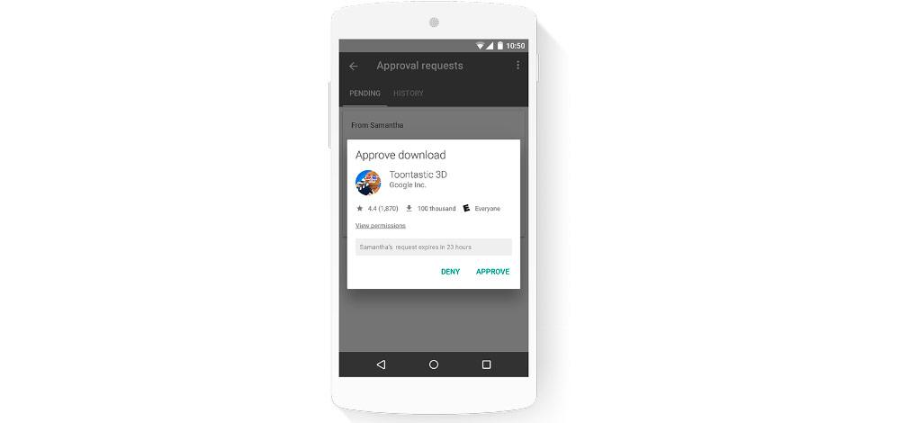 Google Family Link: controle parental para Android em um app 1