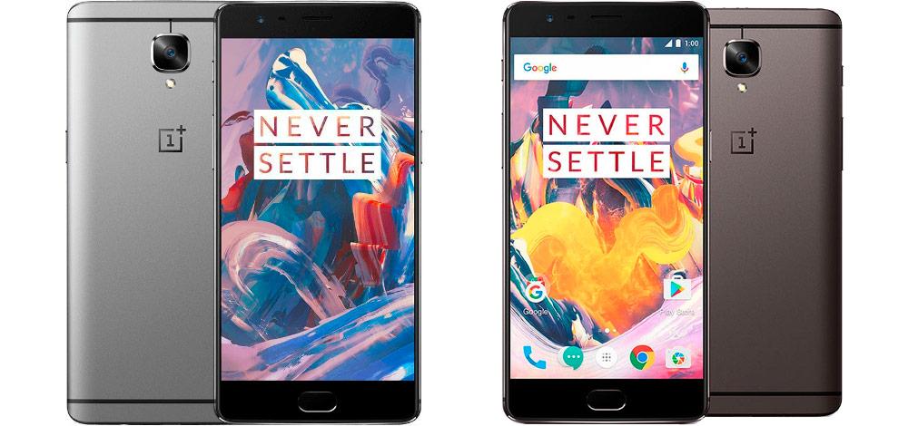 OnePlus 3 y 3T actualizados a Android 7.1.1 Nougat, como los Pixel 1
