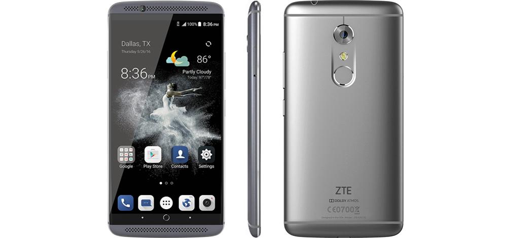 ZTE Axon 7 se actualiza a Android 7.1.1 Nougat 1