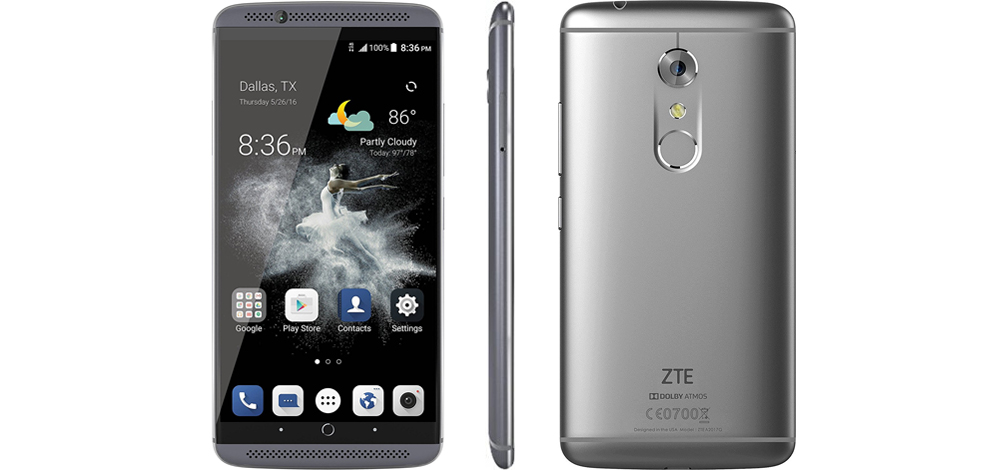 ZTE Axon 7 is updated to Android 7.1.1 Nougat 1