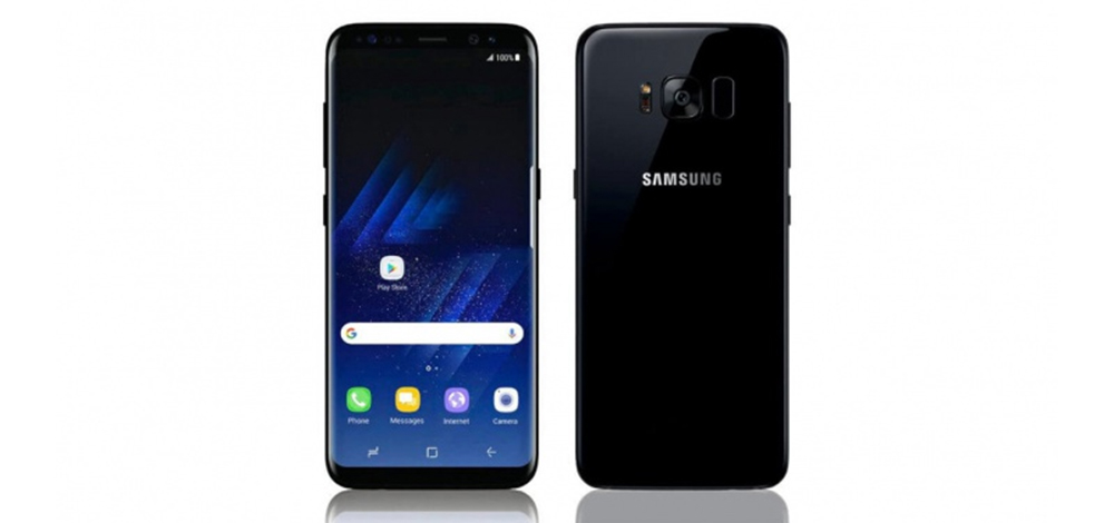 Samsung Galaxy S8 gets 205,000 points in AnTuTu 1