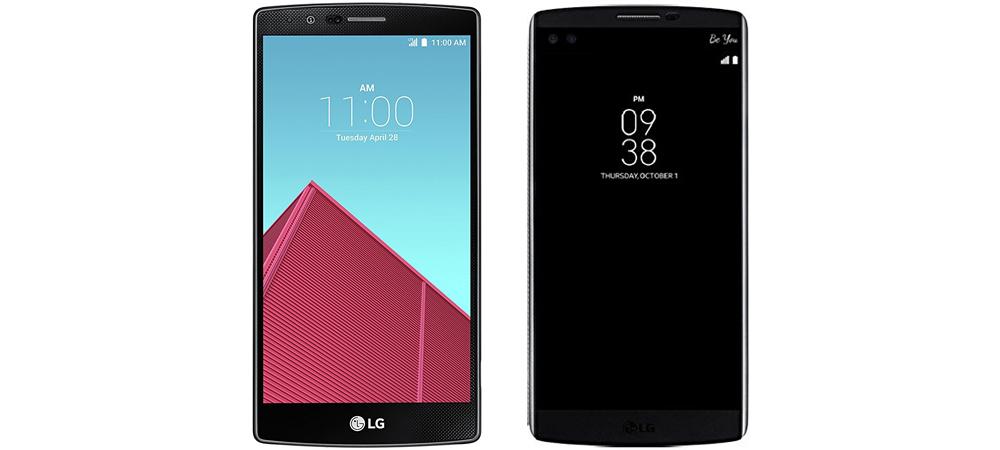 LG anuncia por fin Android 7.0 Nougat para LG V10 y LG G4 2