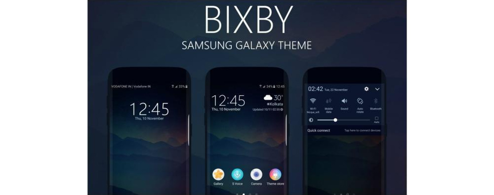 Bixby, Samsung's new voice assistant for its smartphones 2