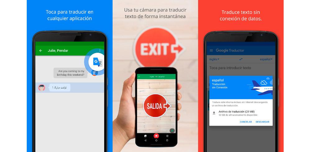 Google actualiza las apps del Traductor y Android Auto 1
