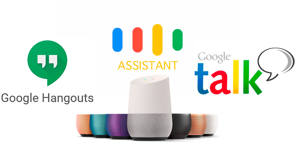 Google powers Assistant and Home, updates Hangouts and forgets Talk 1