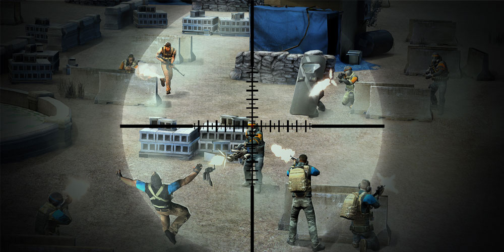 Ubisoft anuncia Tom Clancy's ShadowBreak para iOS y Android 1