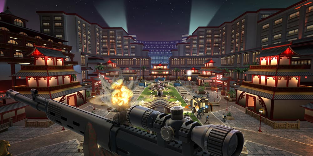 Ubisoft anuncia Tom Clancy's ShadowBreak para iOS y Android 2