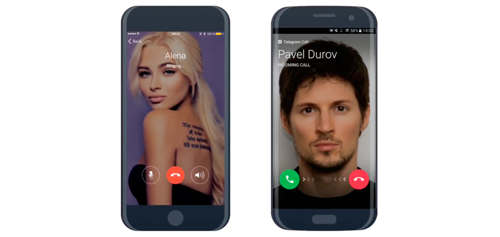 Telegram introduces encrypted voice calls on Android 1