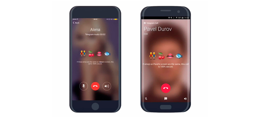 Telegram introduces encrypted voice calls on Android 2