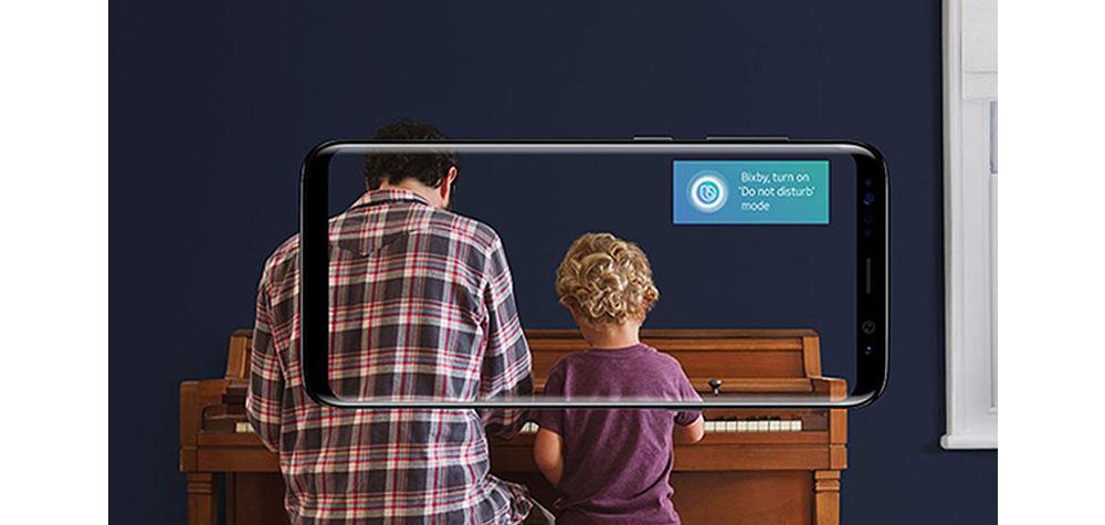 Bixby disponible para los smartphones Samsung con Android Nougat 1
