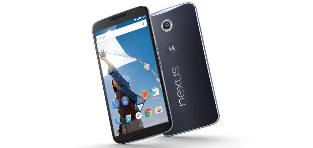 Android 7.1.2 Nougat Nexus