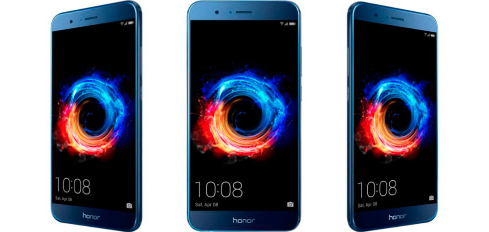 Honor 8 Pro is a reality: high-end Android smartphone 1