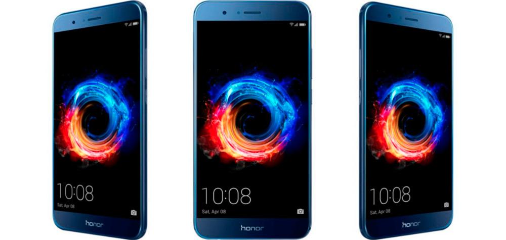 Honor 8 Pro e uma realidade: smartphone Android tope da gama 1