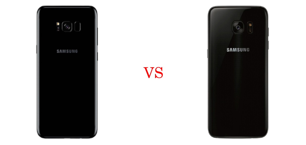 Samsung Galaxy S8 Plus vs Samsung Galaxy S7 Edge (Comparativa) 3