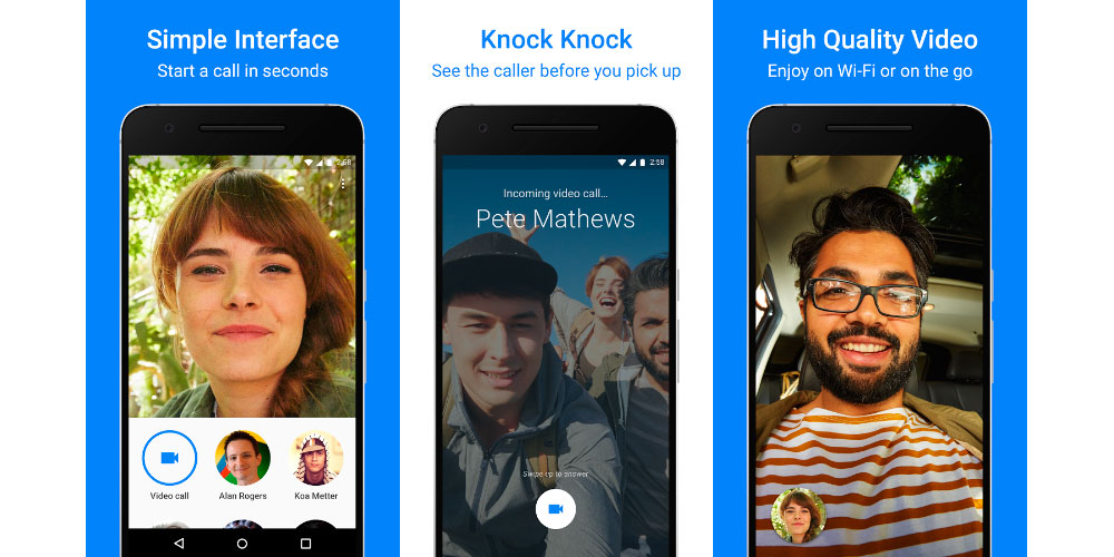Google Duo, available worldwide with voice calls 1