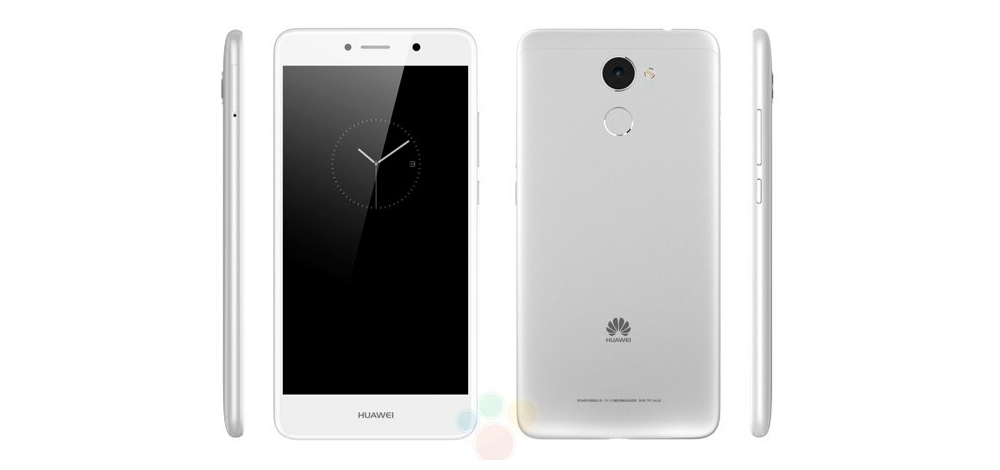 Huawei Enjoy 7 Plus oficial na China, smartphone Android 1