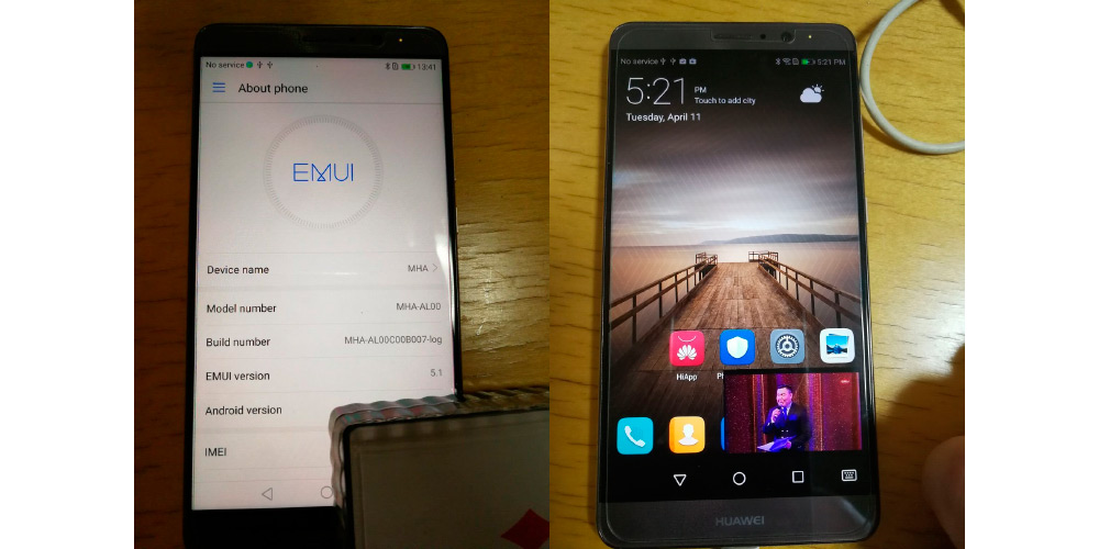 Huawei Mate 9 inicia pruebas para actualizar a Android O 1