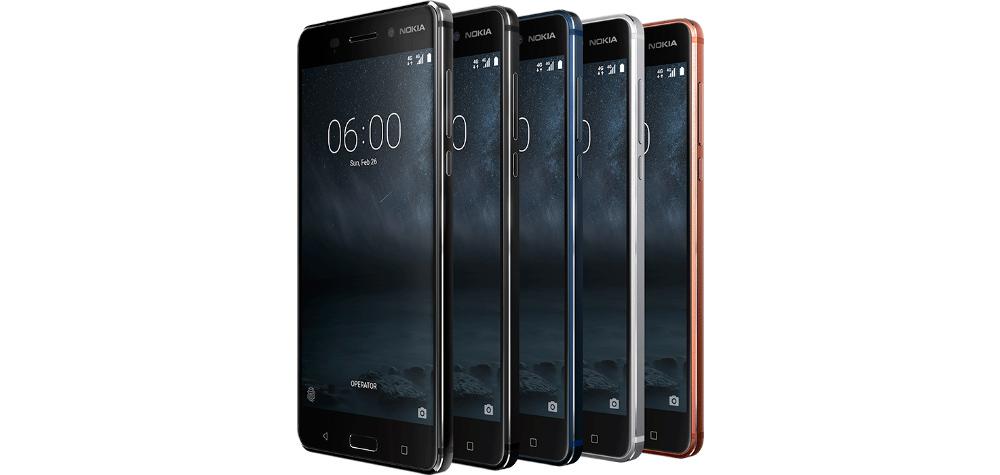 Nokia 6 atualiza-se para Android 7.1.1 Nougat antes do lancamento mundial 1