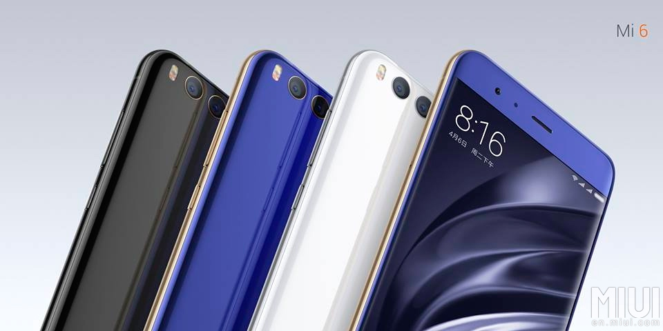 Xiaomi Mi 6 oficial: especificacoes, precos e data de lancamento 1