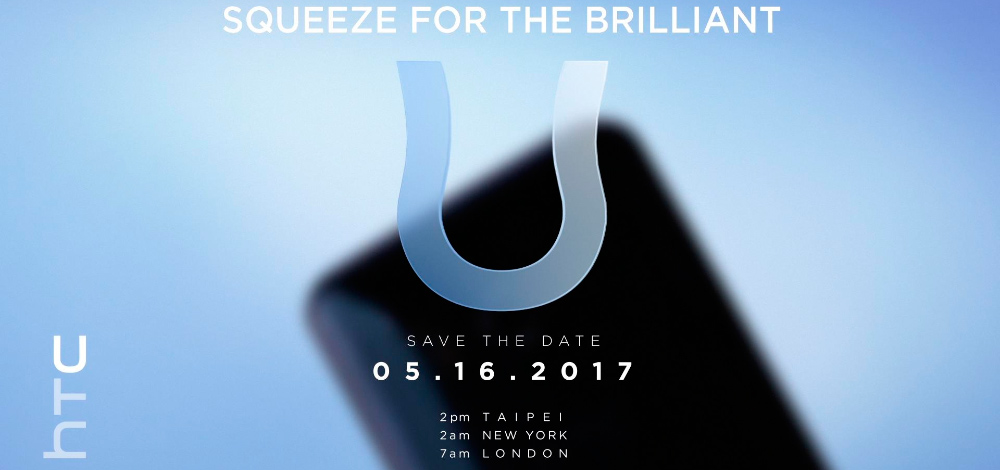 HTC Ocean chama-se HTC U 11, um smartphone colorido 1