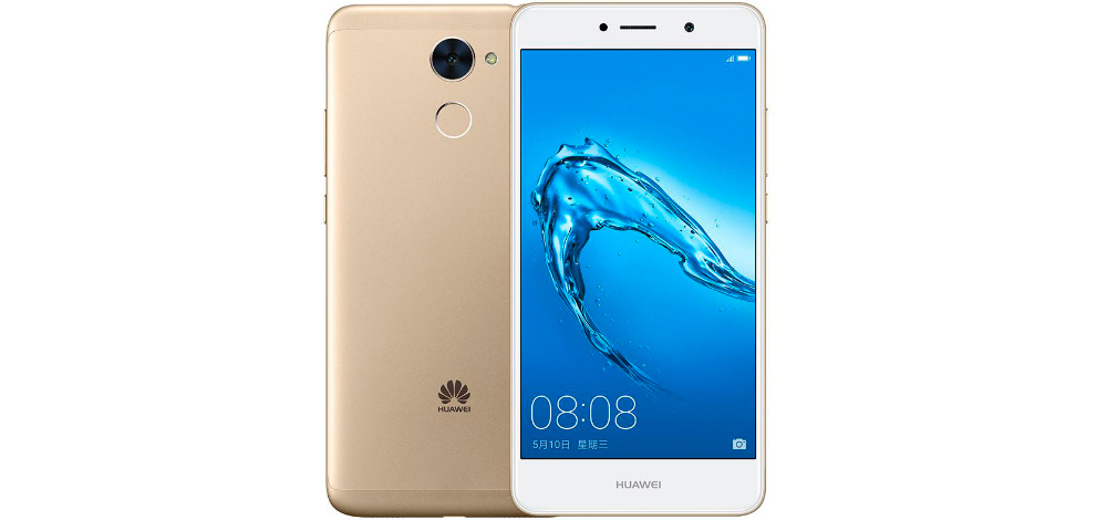 Huawei introduced the Android smartphone Enjoy 7 Plus 1