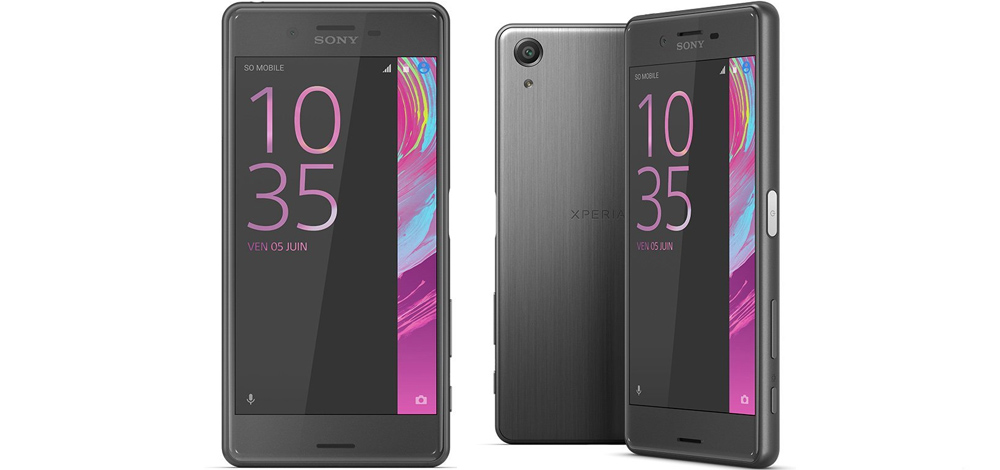 Sony Xperia XZ and X Performance: already with Android 7.1.1 Nougat 1