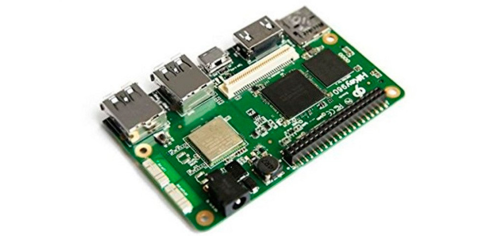 Huawei HiKey 960: super-board Android alternativa para Raspberry Pi 1