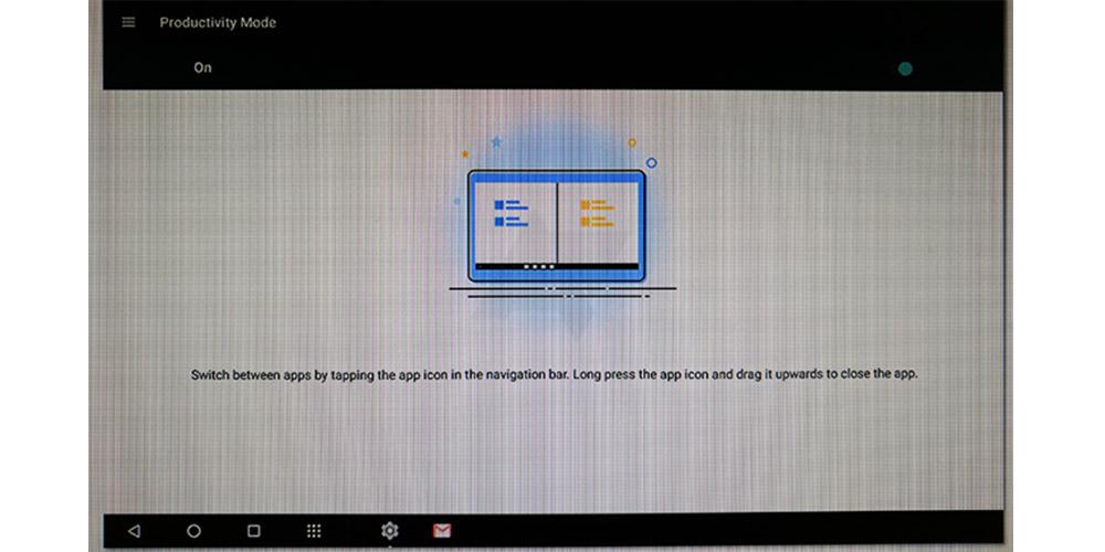 Motorola prepara tablet Android con Productivity Mode 1