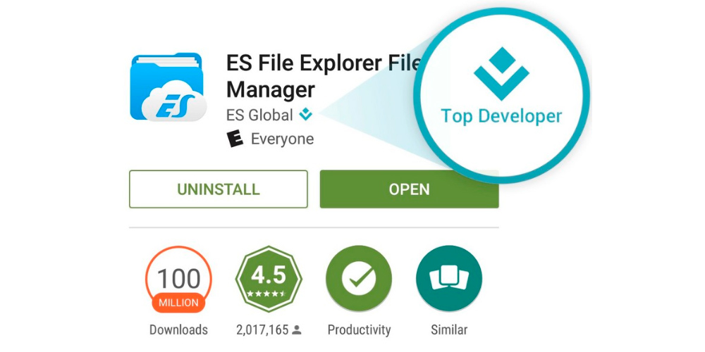 Google cierra el programa Top Developer de la Play Store 1