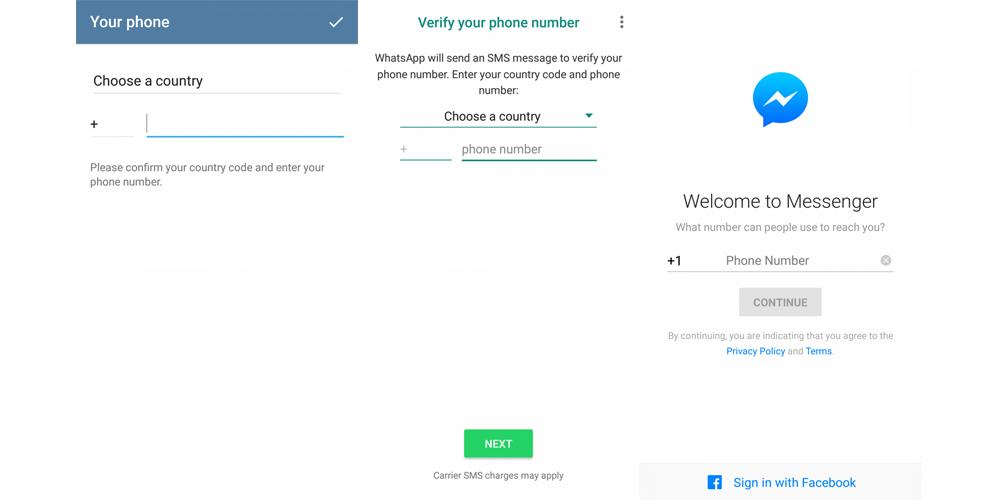 O Android O melhora a autenticacao via SMS 1