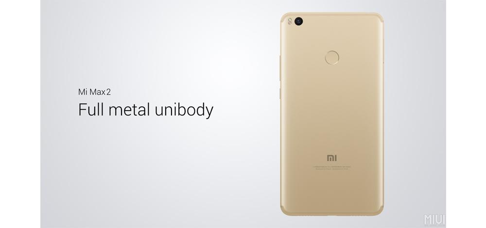 Xiaomi Mi Max 2: batería y pantalla enormes a precio asequible 1
