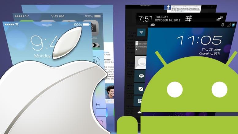 Android M versus iOS 9 5