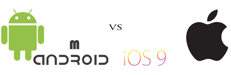 Android M versus iOS 9 6